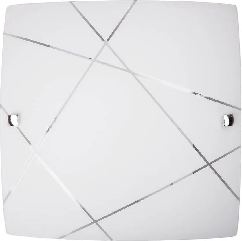 Rábalux Phaedra 3698 Plafoniere alb E27 1X MAX 60W 300 x 300 mm