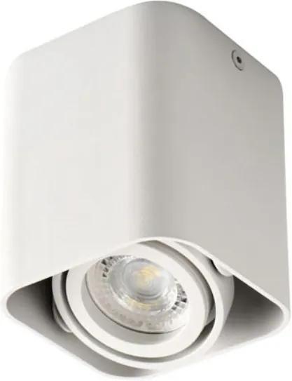 Lampa spot TOLEO DTL 1xGU10/25W/230V alb