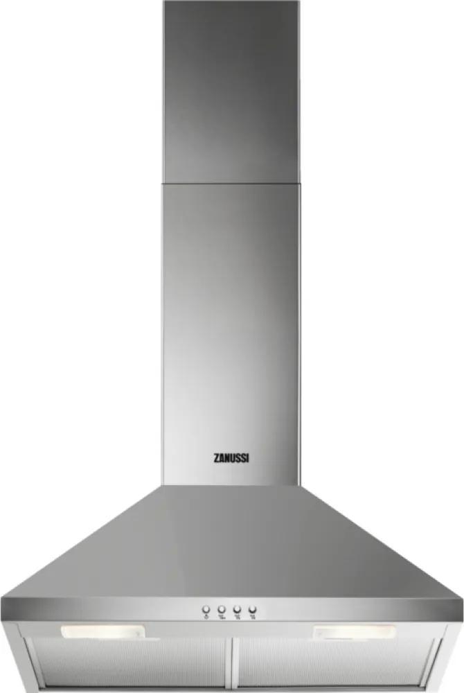 Hota semineu Zanussi ZHC62462XA, 60 cm, inox
