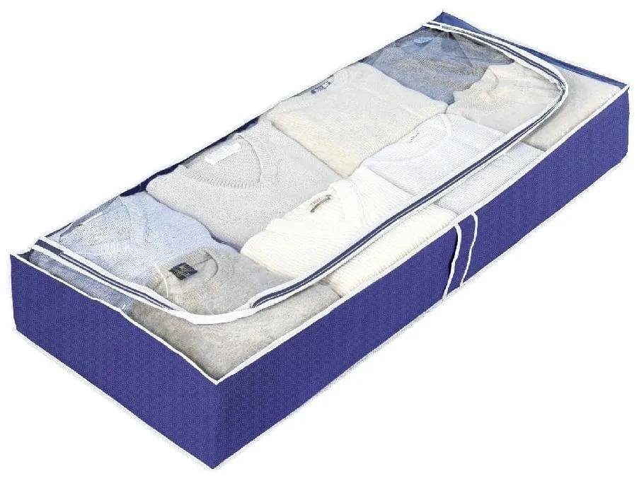 Cutie depozitare Wenko Ocean, 103 cm L, albastru