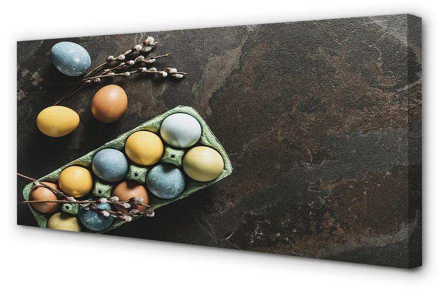 Tablouri canvas Tablouri canvas bază de ouă