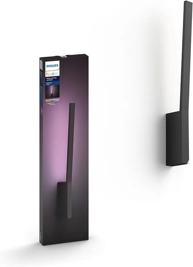 Philips 40902/30/P9 - LED Aplică perete HUE LIANE 1xLED/12W/230V