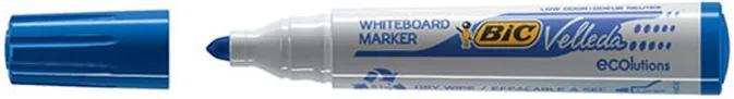Marker pentru whiteboard Bic Velleda 1701 albastru