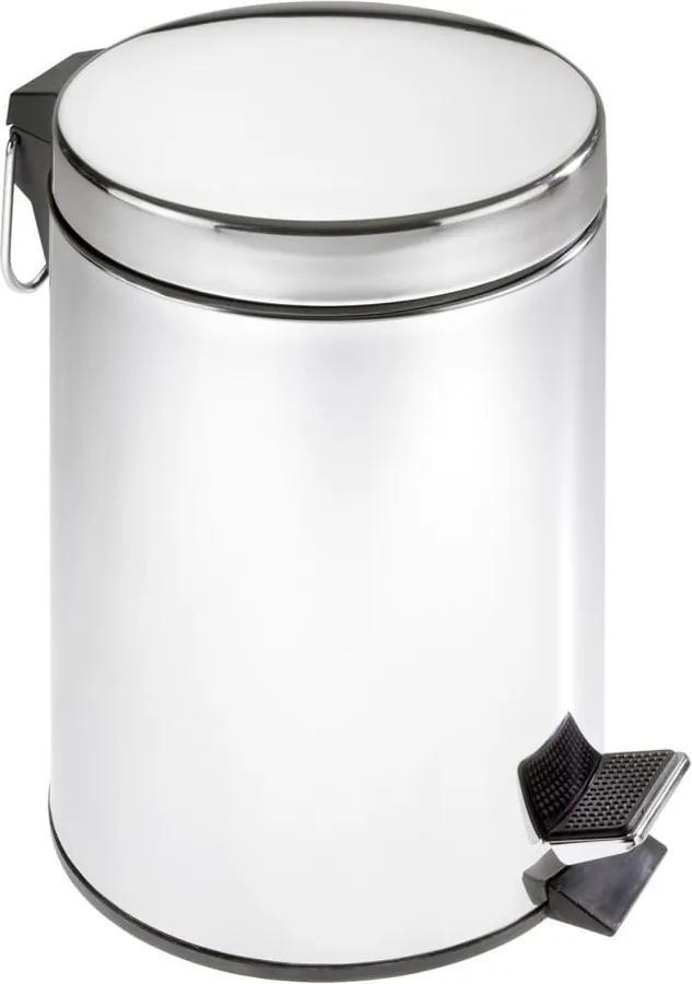 Coș de gunoi cu pedală Wenko Exclusive, 5 l