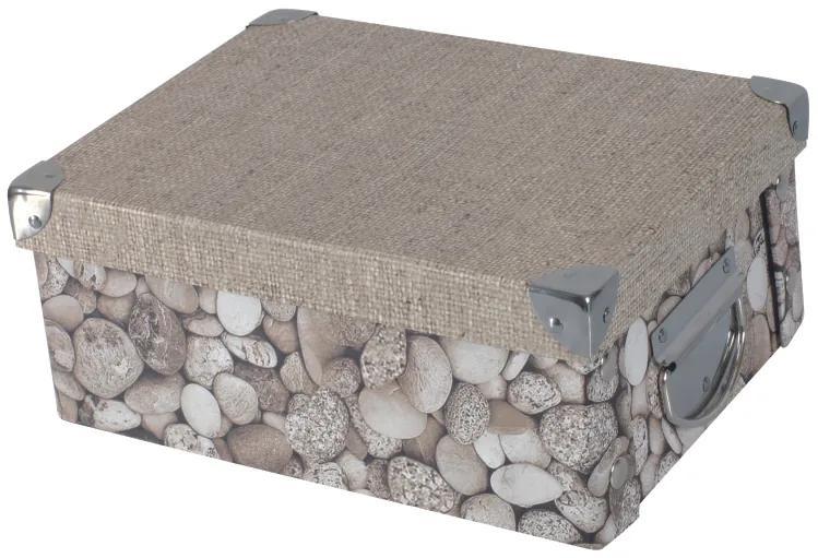 Cutie carton cu capac 26x20x11cm Comfort