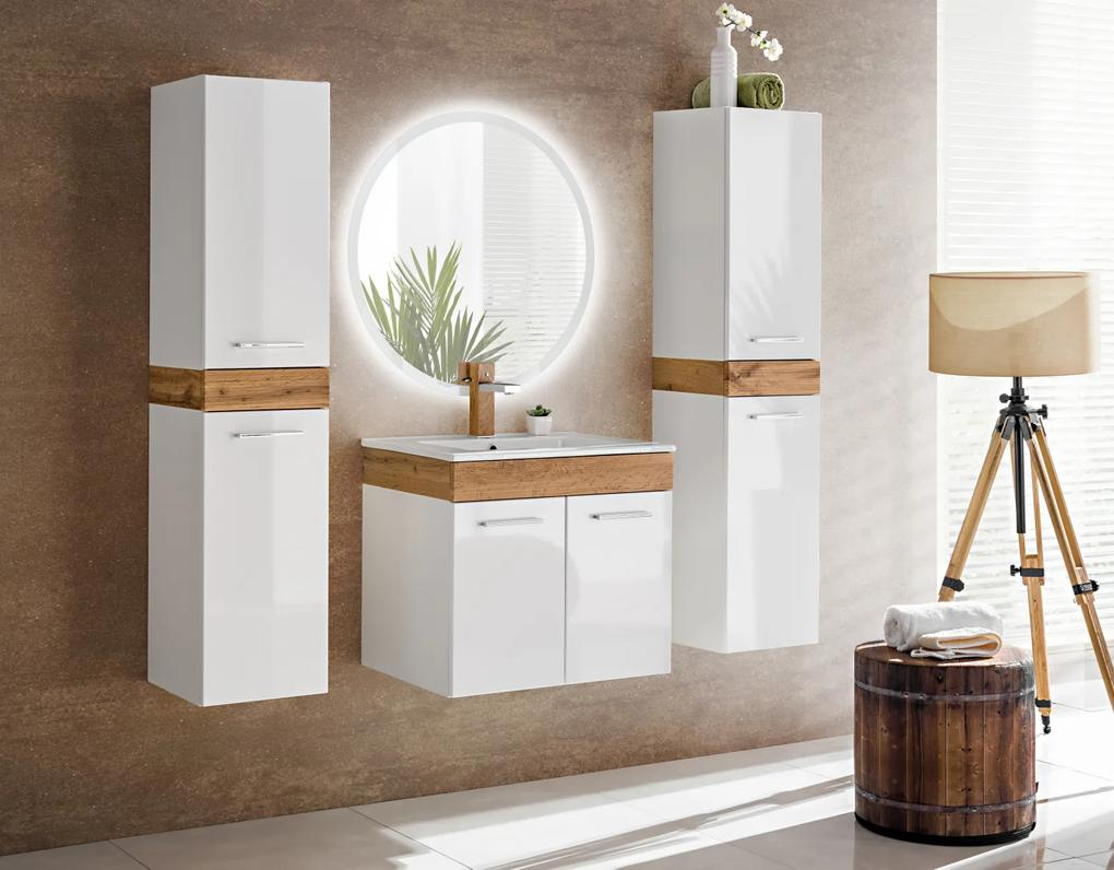 Set Mobilier Baie HERV cm, cm, cm, Mobilier Baie 5 piese