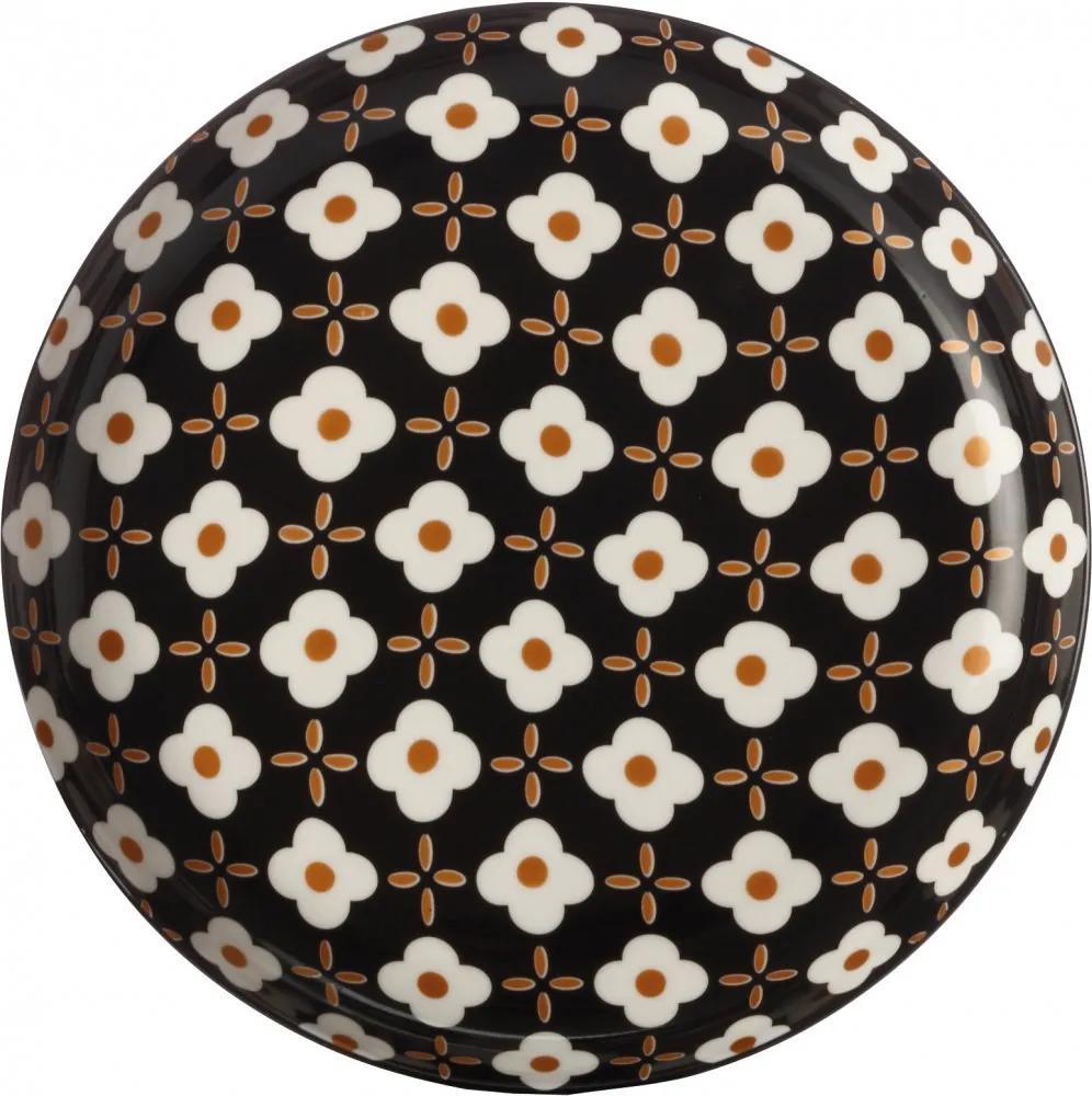 Farfurie întinsă 18,5 cm, Christopher Vine, Marigold - Maxwell & Williams