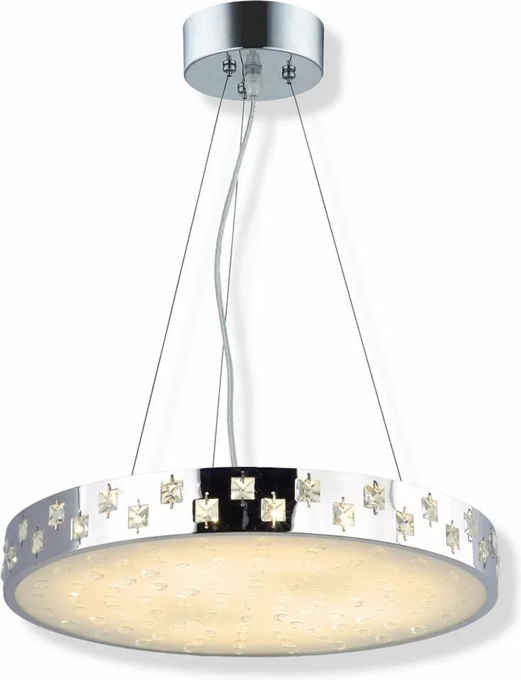 Top Light - LED Lampa suspendata DIAMOND LED/12W/230V