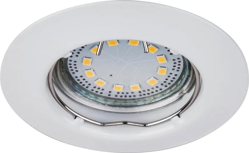 Rábalux Lite 1046 Spoturi incastrate - tavan alb GU10 3x MAX 50W Ø82 mm