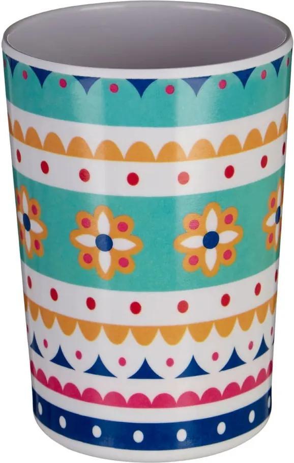 Cană colorată Premier Housewares Bazaar, 340 ml
