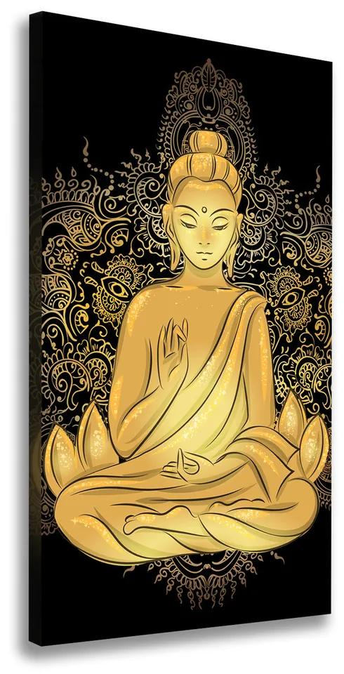 Imprimare tablou canvas Buddha Mandala