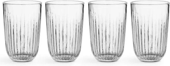 Set 4 pahare Kähler Design Hammershoi, 330 ml