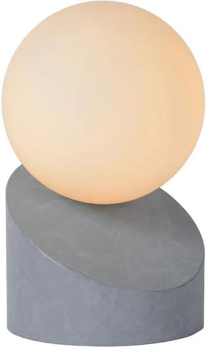 Lucide 45561/01/36 - Lampă de masă LEN 1xG9/40W/230V