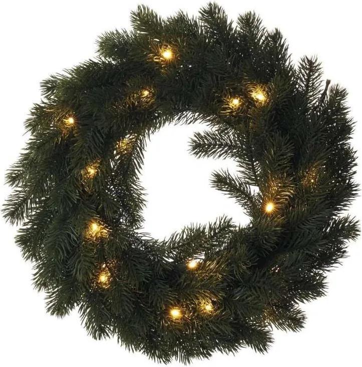 LED Coroniță de crăciun 20xLED/0,6W/2xAA