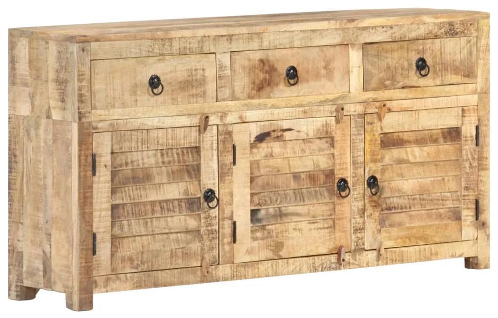 288093 vidaXL Servantă, 120 x 30 x 65 cm, lemn masiv de mango