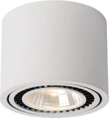 Lucide 33956/20/31 - Lampa spot LED OPAX LED/20W/230V alba 17 cm