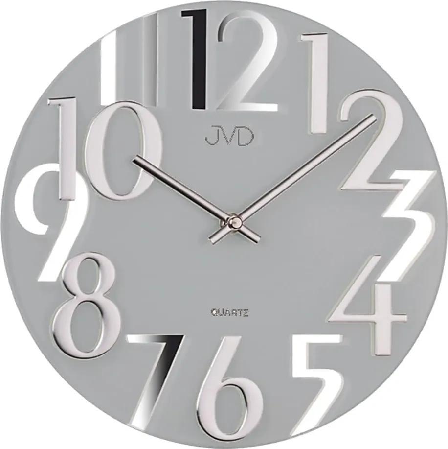 sticlă, desen ceas JVD HT101.3