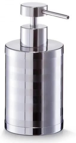 Dozator pentru sapun din otel inoxidabil, Ø 7xH15.5 cm