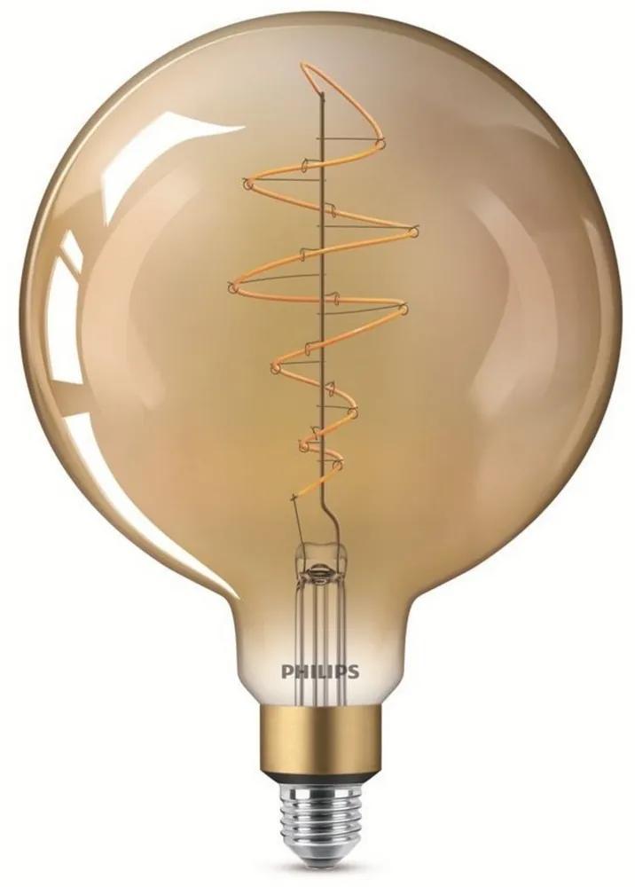 Bec dimmabil LED VINTAGE Philips G200 E27/6,5W/230V 2000K