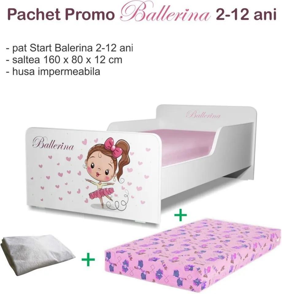 Pachet Promo Start Balerina 2-12 ani