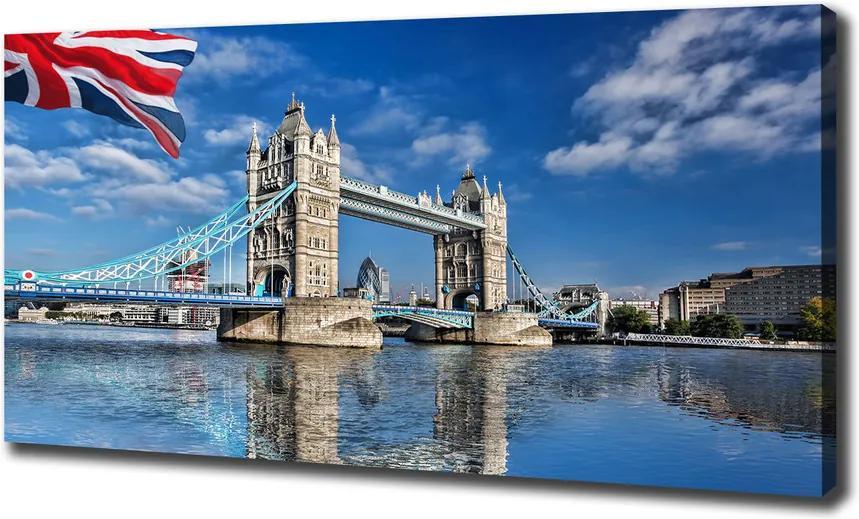 Tablou pe pânză canvas Tower bridge din londra