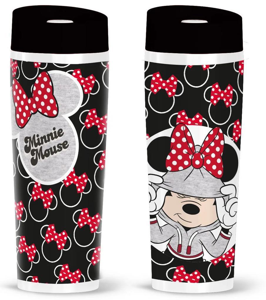 Cana termos 400ml Legend Minnie Disney