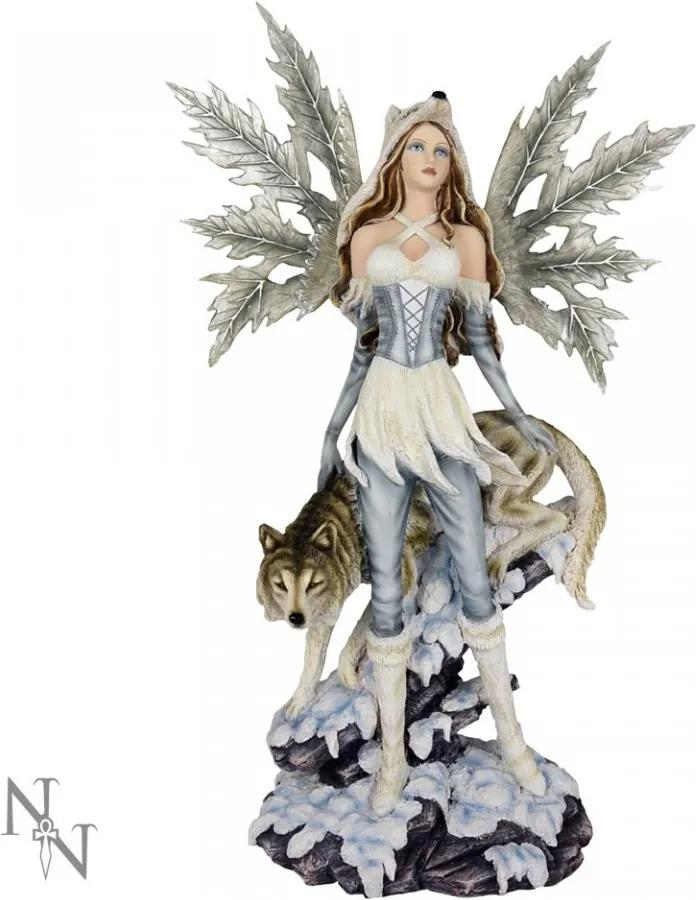 Statueta zana Printesa lupilor 61 cm