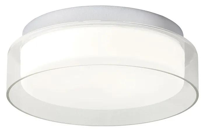 Redo 01-1453 - Plafonieră baie LED NAJI LED/12W/230V IP44