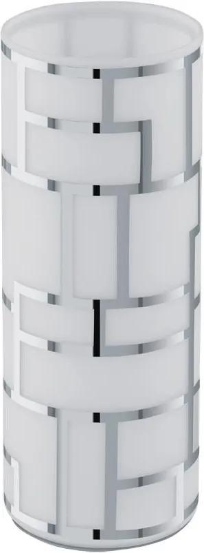 Eglo 91971 - Lampa de masa BAYMAN E27/60W/230V