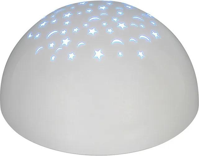 Rábalux 1470 Lampă de masă pentru copii Lina alb plastic LED 0,5W IP20