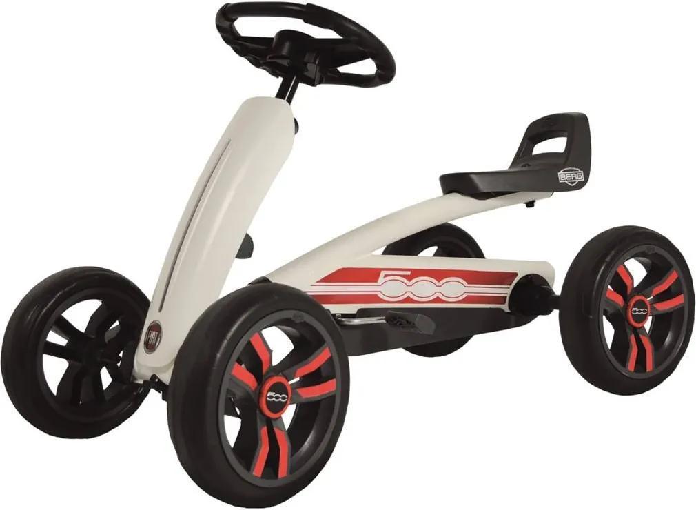Kart copii 2-5Ani Buzzy Fiat 500 BERG