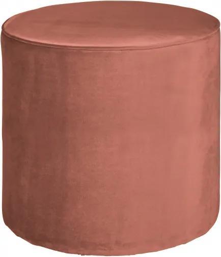 Taburet tapitat Sara roz