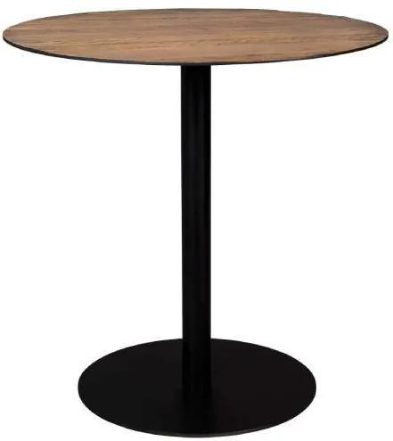 Masa bistro rotunda maro Bistro Table Braza Round Brown ø75cm