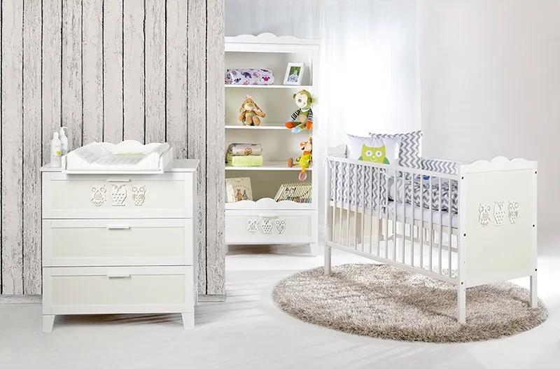 Klups - Mobilier camera copii si bebelusi Marsell Bufnite 2