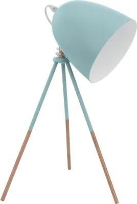 Lampa de birou Dundee E27 max. 1x60W, verde pin