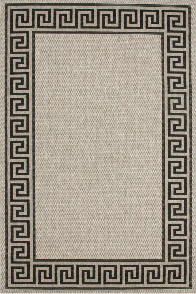 Covor Modern & Geometric Zara, Gri, 120x170