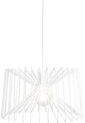 Pendul Ness E27 max. 1x60W, alb