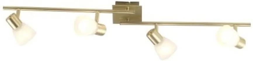 Globo 54540-4 Plafoniere RAIDER 4 x E14 max. 40w IP20