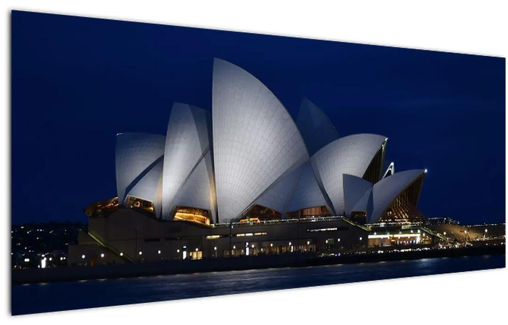 Tablou Sydney nocturn (120x50 cm), în 40 de alte dimensiuni noi
