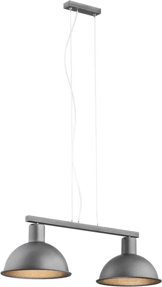Argon 779 - Lampa suspendata ARKADIA 2xE27/60W/230V