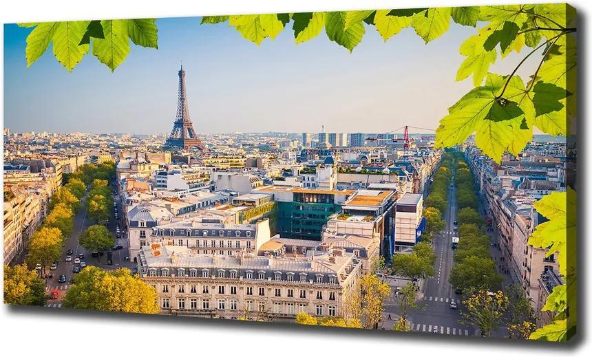 Imprimare tablou canvas Paris