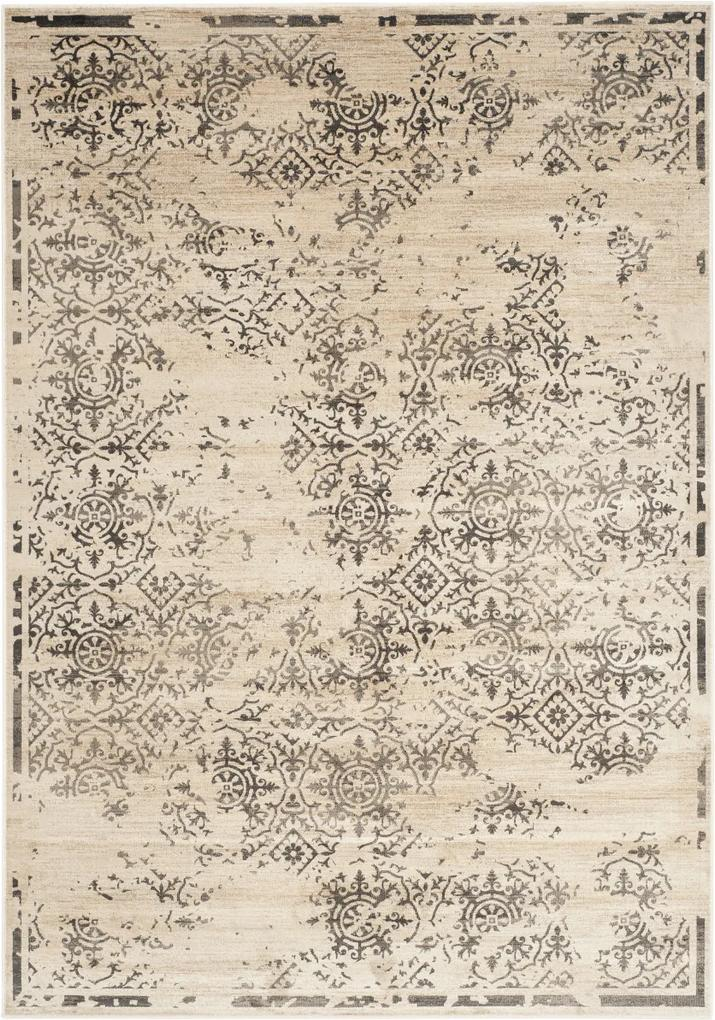 Covor Oriental & Clasic Silvano, Gri, 160x229