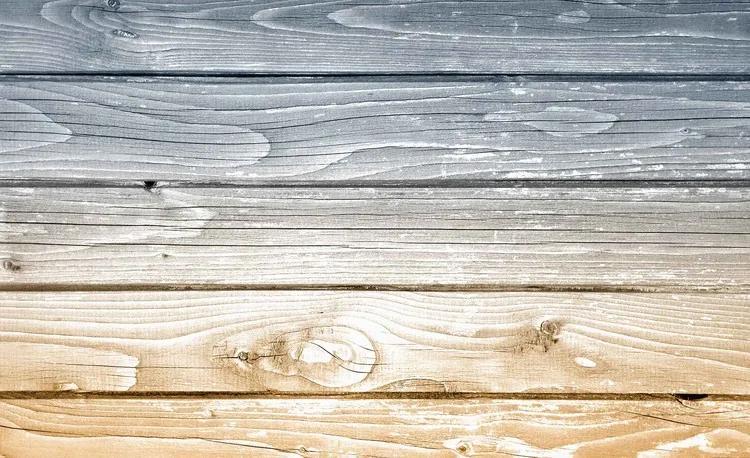 Wood Planks Fototapet, (152.5 x 104 cm)