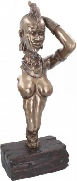 Statueta amerindian Wokabi 70 cm