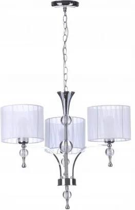 Candelabru design elegant Impress 3 White