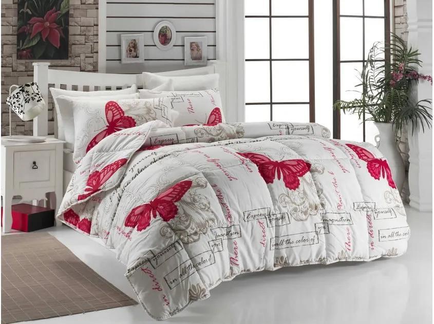 Cuvertură pentru pat matrimonial Cocona, 195 x 215 cm