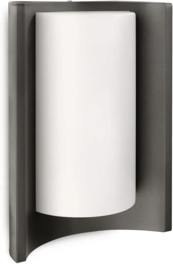 Philips 16404/93/16 - Corp de iluminat perete exterior MYGARDEN MEANDER 1xE27/20W/230V