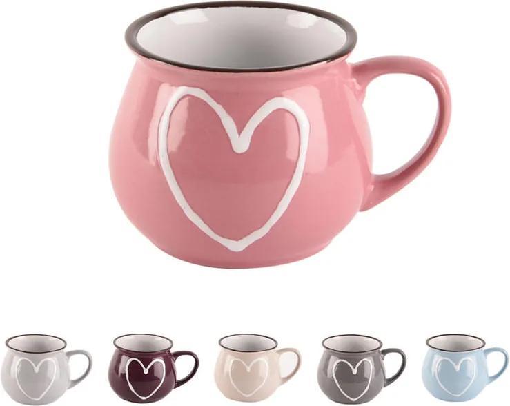 Cană ceramică HEART