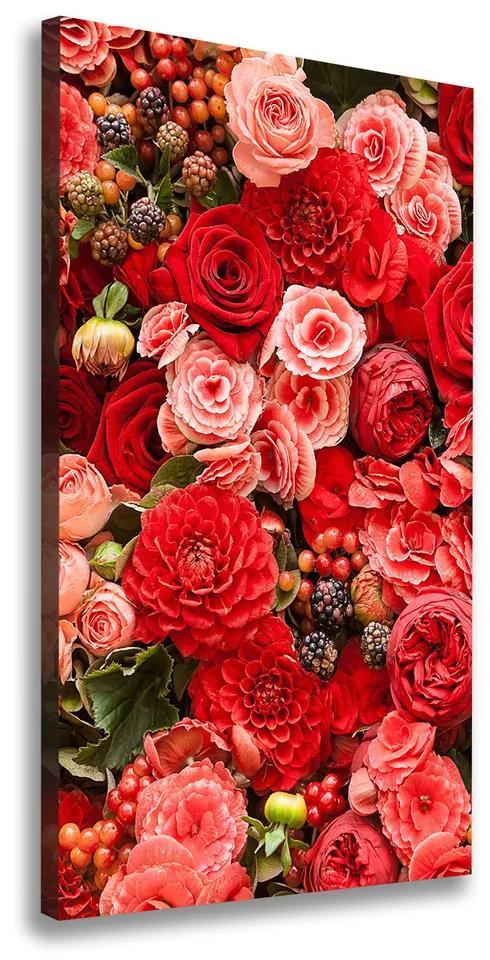 Tablou canvas Buchet de flori