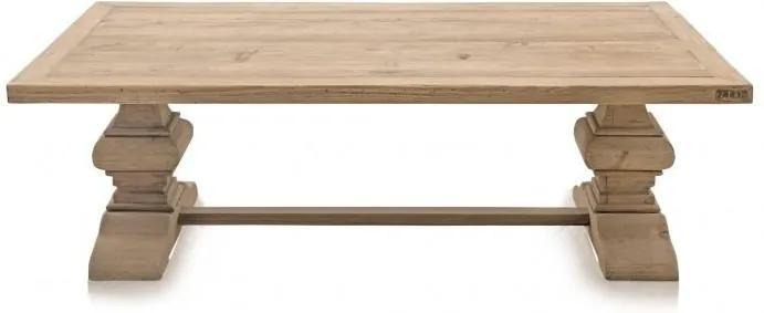 Masa cafea din lemn 140x80cm Column Leg
